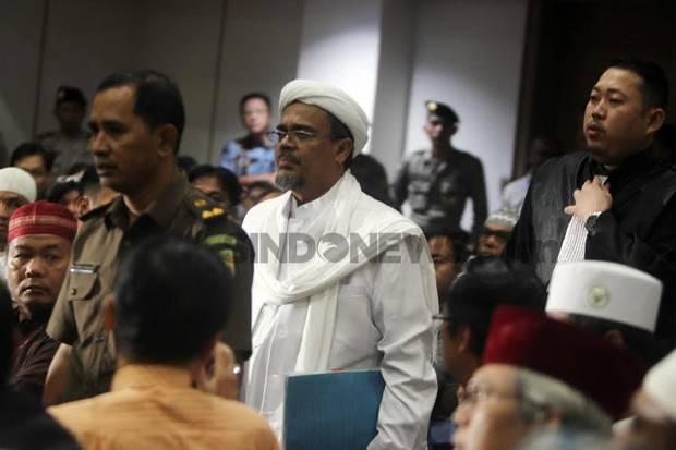Bertemu Tito, Habib Rizieq Request Abu Janda, Ade Armando, Denny Siregar Diproses Hukum