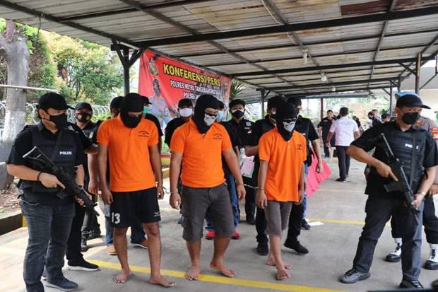 3 Pengedar Sabu-sabu di Kalangan Mahasiswa Ditangkap, Seorang Bandar Masih Buron
