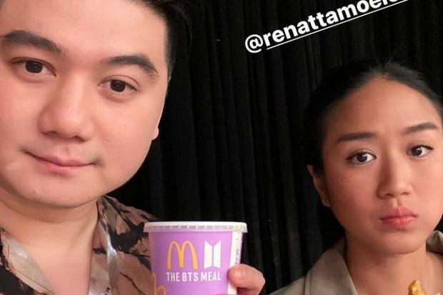 Demi Nikmati BTS Meal, Chef Arnold Rela Bayar Rp3 Juta