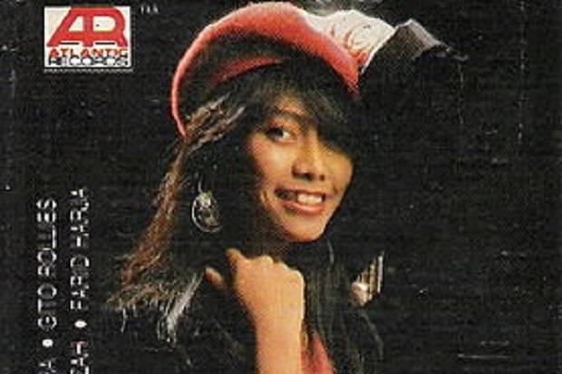 4 Lady Rocker Tanah Air Bersuara Dahsyat, Nomor 3 Legend Banget