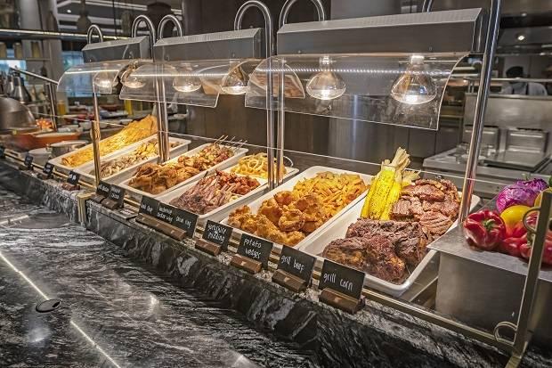 Sailendra Restaurant Kembali Hadirkan Konsep Buffet Andalan