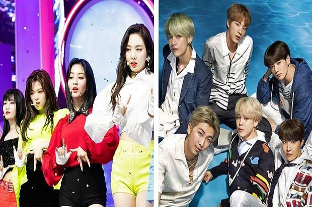 9 Grup Idol K-Pop Terkaya, Nomor 1 Bikin Heboh Indonesia