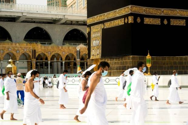 Penjelasan Lengkap Pemerintah Arab Saudi Soal Pelaksanaan Haji Tahun Ini