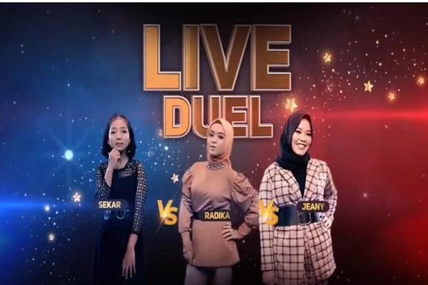 Jangan Lewatkan Penampilan Spektakuler 3 Diva Dangdut, Bikin Hati Berkedut! Hanya di Rising Star Indonesia Dangdut