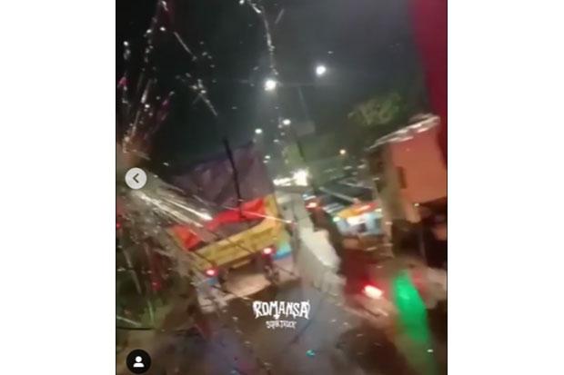 Sebar Hoaks Kaca Mobil Dipecah karena Tolak Pungli, Sopir Ini Minta Maaf