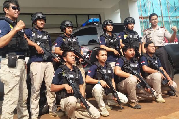 Merinding, Begini Garangnya Tim Polisi Pemburu Preman dan Kejahatan Jalanan