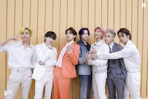 BTS Umumkan Rilis CD Butter pada 9 Juli, Ada Lagu Baru