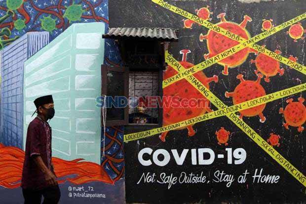Kasus Aktif Covid-19 Naik,DKI Perpanjang PPKM Mikro hingga 28 Juni 2021