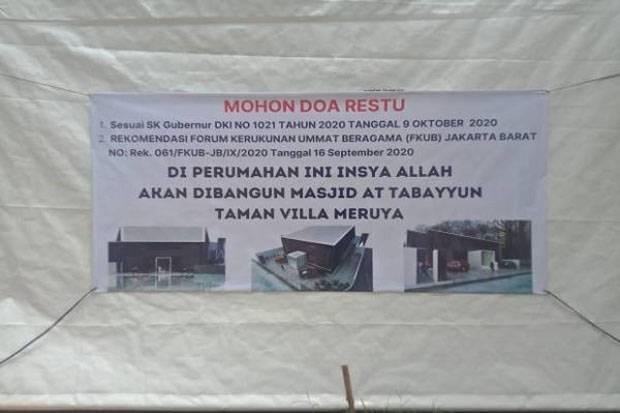 MUI Nyatakan Persetujuan Anies Terkait Pembangunan Masjid At Tabayyun Sudah Tepat dan Benar