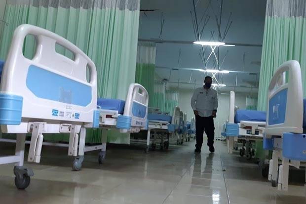 Ada Lonjakan Kasus COVID-19, Ruang Rawat RSUD Kota Tangerang Penuh