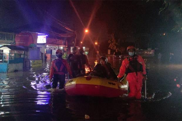 BNPB: 9 Kecamatan di Bekasi Terdampak Banjir Akibat Hujan Intensitas Tinggi