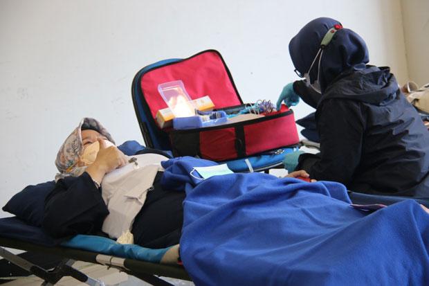 Meriahkan HUT DKI, 500 ASN dan PJLP Jakut Ikuti Donor Darah Sukarela