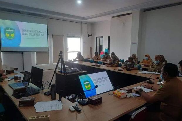 Seluruh OPD di Kabupaten Luwu Diminta Tingkatkan Inovasi