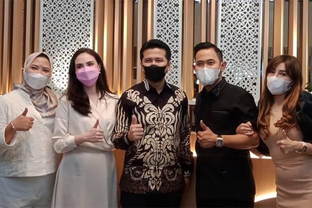 Buka Pabrik Kosmetik Baru, Crazy Rich Malang Gilang Widya Pramana Rambah Surabaya