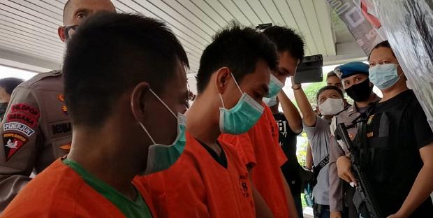 Lama Diburu, 3 Perampok Sadis di Tangerang Akhirnya Digulung Polisi