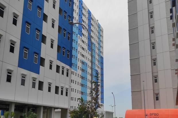 Satu Tower Rusun Nagrak Cilincing Siap Tampung 1.020 Pasien OTG
