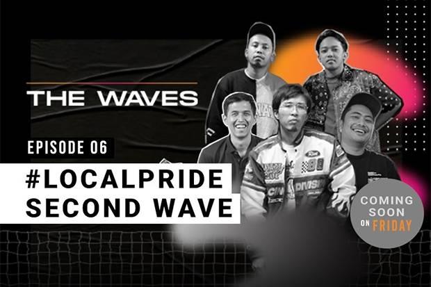 Original Series Vision+ The Wave Episode 6: #LocalPride Second Wave, Bangkitnya Brand Lokal di Tanah Air!