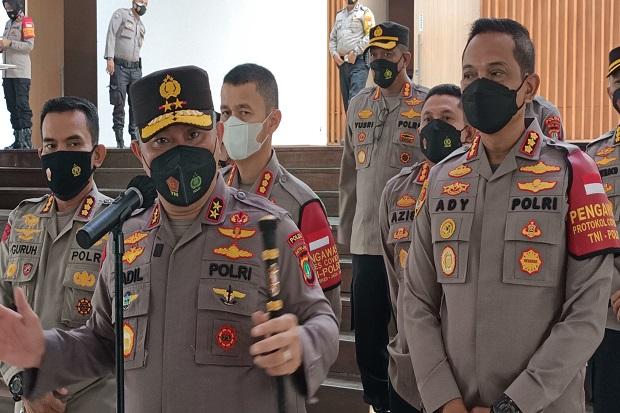 Jakarta PSBB Ketat Lagi? Kapolda Metro: Kami Siap Laksanakan dan Amankan Perintah