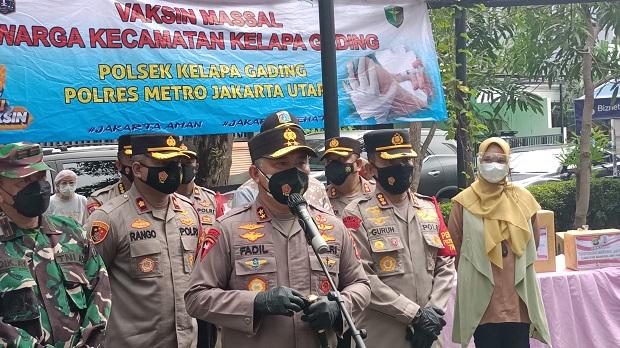 Corona Mengganas, Kapolda Metro Jaya Perintahkan Polsek-Polsek Lakukan 3 Hal Ini