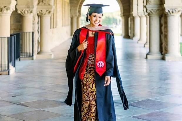 Fantastis! Segini Biaya Pendidikan Maudy Ayunda dari SD hingga Lulus S-2