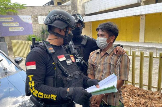 Polisi Ringkus Preman Modus Minta Bantuan dengan Proposal