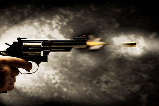 Koboi Fortuner Muntahkan Tembakan di Kompleks Pati Polri, Polisi: Pakai Senpi Kaliber 9 MM
