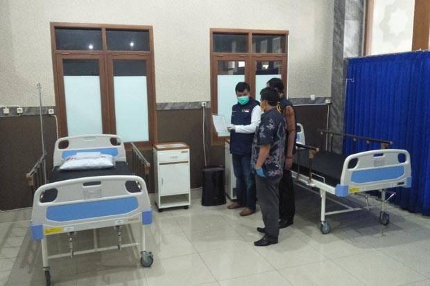 Kadinkes: Tempat Tidur Isolasi untuk Pasien COVID-19 di Jakarta Sudah Terisi 90%