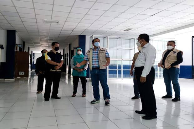 Rumah Sakit di Tangerang Penuh, Sekolah Disulap Jadi Rumah Isolasi Covid