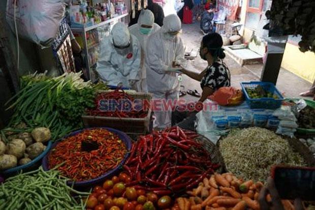 Tegas! 3 Pasar di Jakbar Ditutup karena Berpotensi Kerumunan