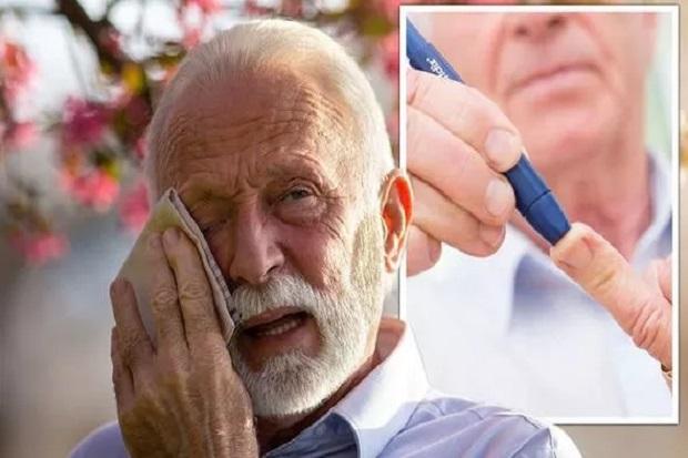 Diabetes Tipe 2, 6 Masalah Mata Tanda Gula Darah Tinggi