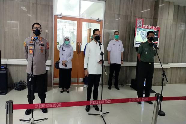 Rekor Tertinggi Selama Pandemi, 230 Kasus Covid-19 per Hari di Kota Bogor