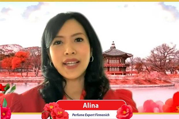Aroma Bunga Camellia Bawa Pengalaman Khas Korea ke Indonesia