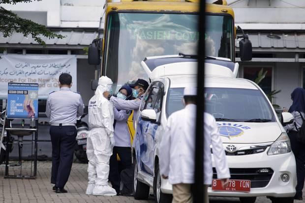 Jakarta Timur Penyumbang Terbanyak Kasus Covid-19 di Jakarta