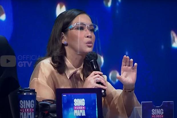 Memiliki Suara Bagus, Maia Estianty Kagum Melihat Penampilan Kontestan Sing Like Mama GTV