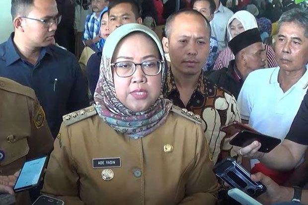 Begini Perkembangan Kasus Covid-19 di Kabupaten Bogor