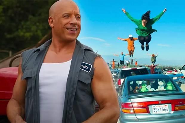 Vin Diesel Ungkap Keinginan Garap Film Musikal tentang Fast & Furious
