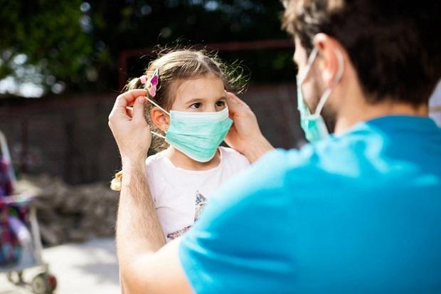 Banyak Anak Terinfeksi Covid-19, Orang Tua Harus Lakukan 4 Pencegahan Ini