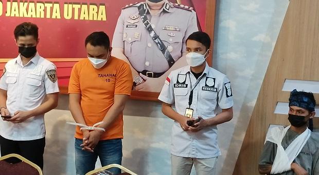 Polisi Akan Tes Kejiwaan Pengemudi Pajero yang Aniaya Sopir Kontainer di Tanjung Priok