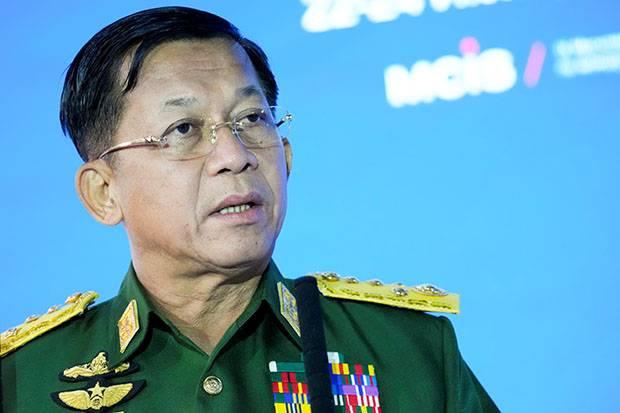 Junta: Barat dan AS Ingin Myanmar Dipimpin oleh Boneka Mereka