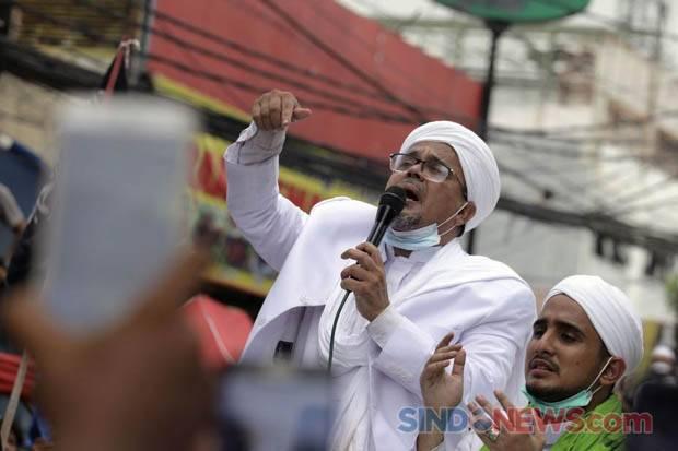 Kasus RS UMMI Bogor, PN Jakarta Timur Terima Surat Banding dari Kuasa Hukum Habib Rizieq