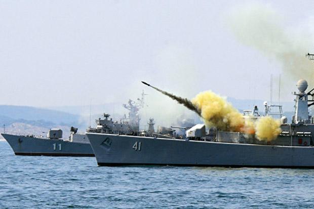 NATO Gelar Latihan Angkatan Laut Terbesar di Laut Hitam
