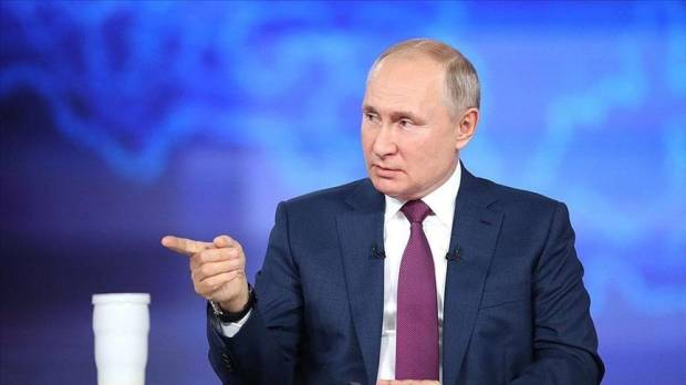 Putin: Bahkan Jika Rusia Tenggelamkan Kapal Inggris, Tak Akan Picu Perang Dunia