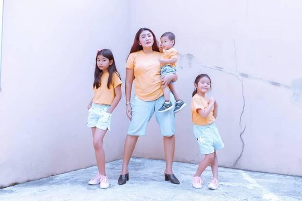 Berlatar Belakang sebagai DJ, Aprilia Sky Sukses Jadi Mom Influencer Berbeda