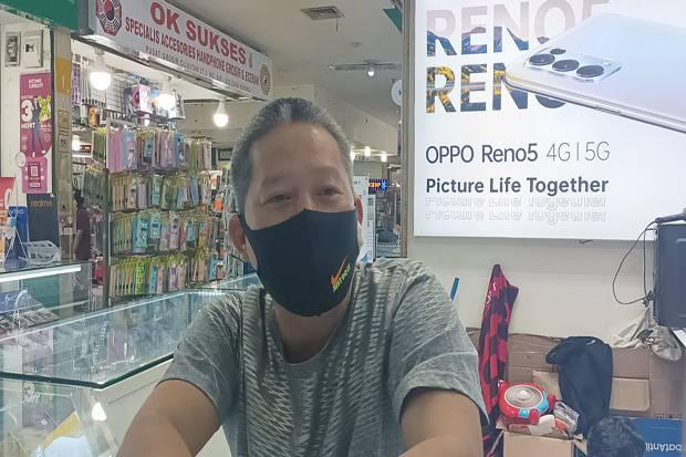Pedagang PGC Kena Imbas PPKM Darurat, Asen: Enggak Tegas Sih dari Awal