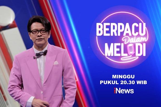 Armand Maulana Kedatangan Empat Lady Rocker dari Masa ke Masa di Berpacu Dalam Melodi Malam Ini Pukul 20.30 WIB