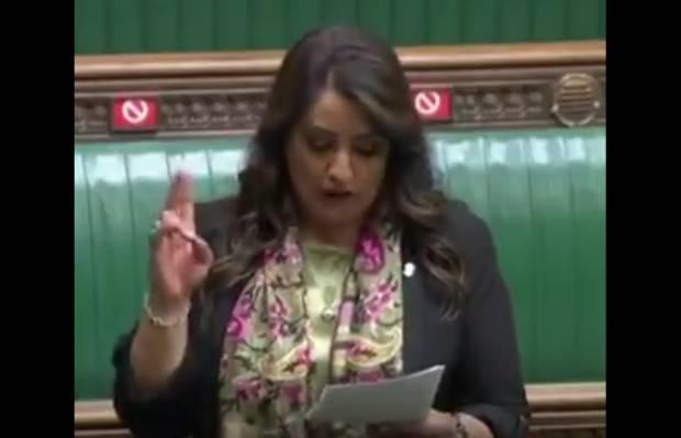 Pidato Berapi-api, Anggota Parlemen Inggris Bela Nabi Muhammad SAW