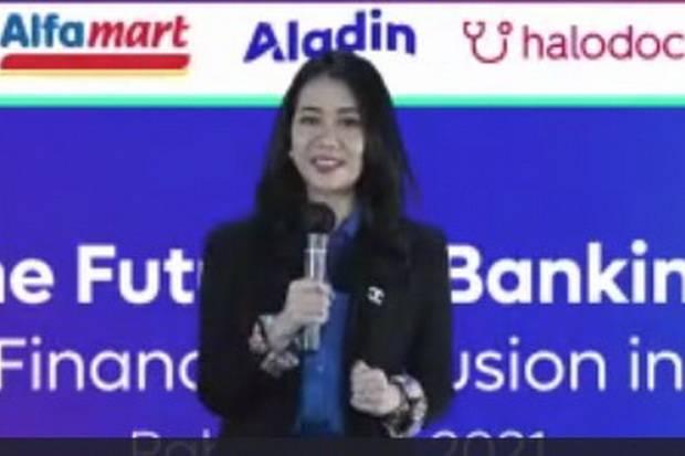 Gandeng Halodoc dan Alfamart, Bank Aladin Gabungkan Elemen Daring-Luring