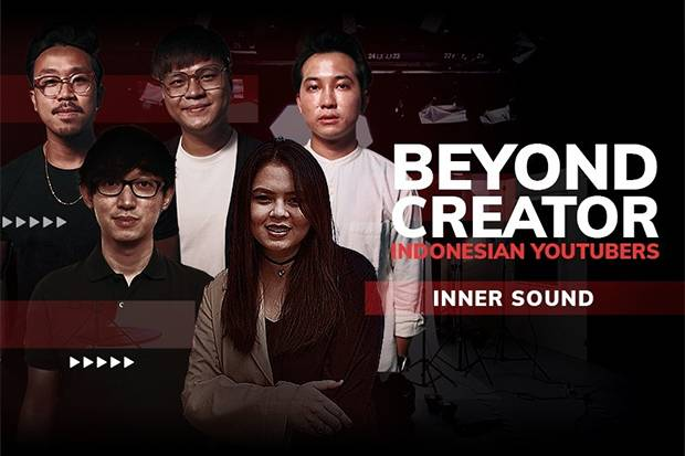 Indonesian Youtubers Episode 4, Inner Sound Cerita Content Creator & Musik di YouTube