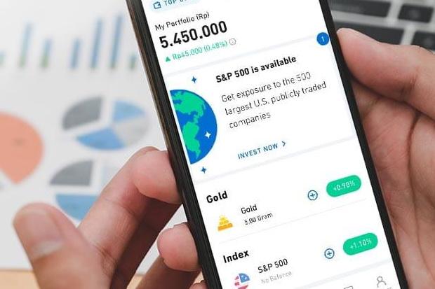 Mudahkan Pengguna, Aplikasi Pluang Gandeng Gopay