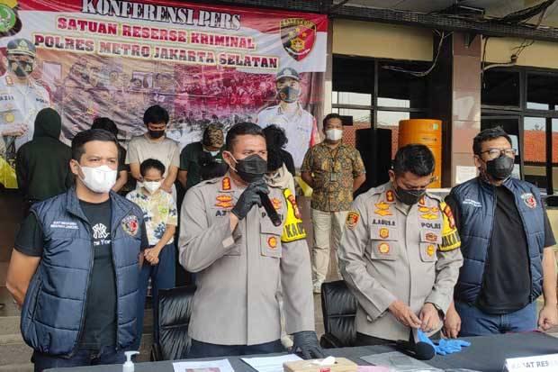 Begini Kondisi Polisi yang Dikeroyok Remaja Geng Motor di Jalan TB Simatupang